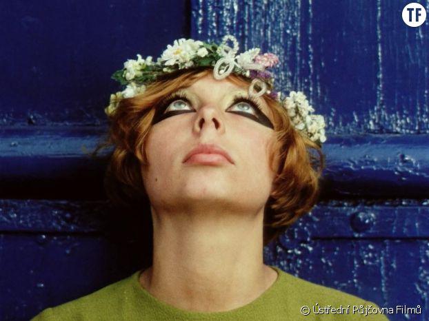 """Les petites marguerites"" de Vera Chytilova (1966)"