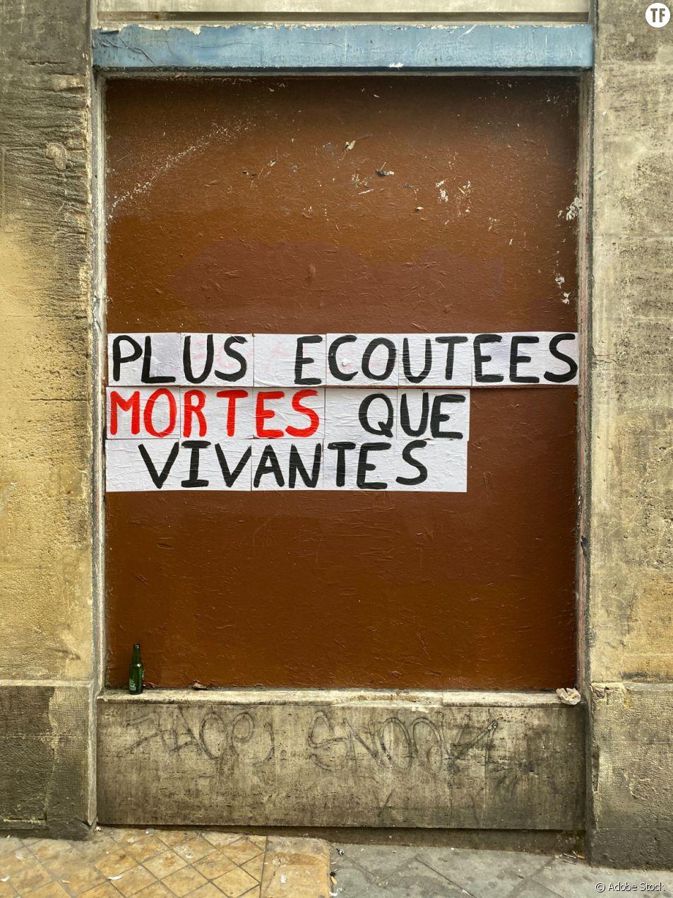 Bientôt un mémorial en hommage aux victimes de féminicides à Paris.