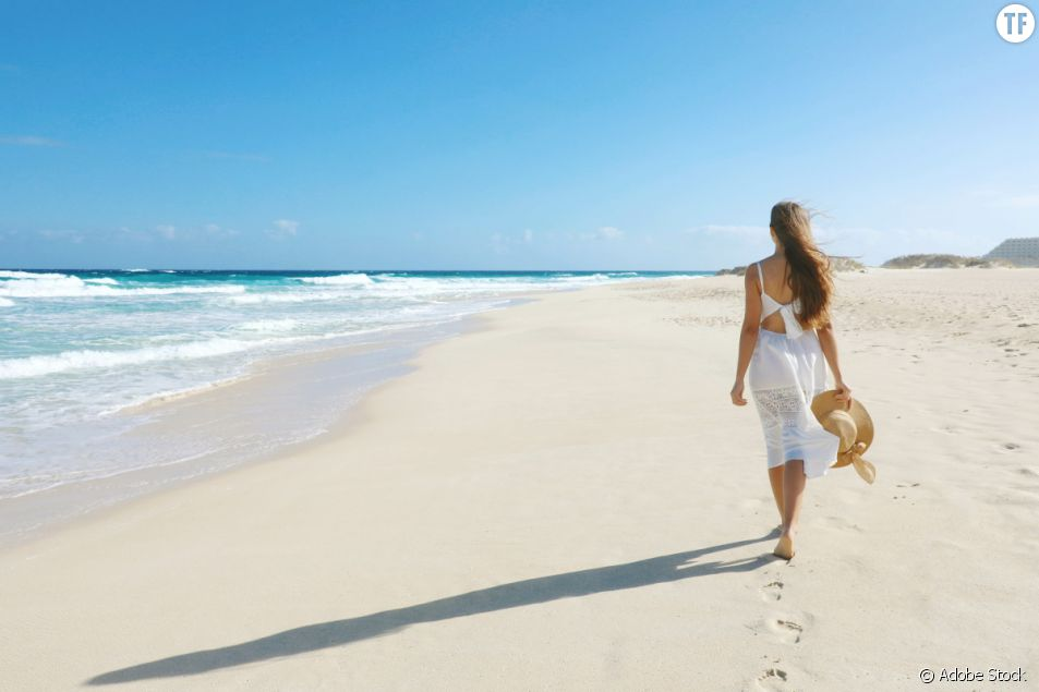39% des Françaises ont déjà été victimes de harcèlement sur la plage.