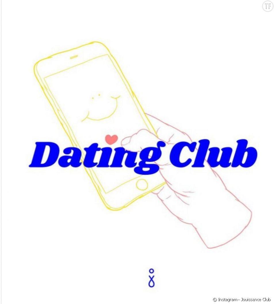 Exit les applis de rencontre ? Jouissance Club lance le dating sur Instagram [Instagram - Jouissance Club]