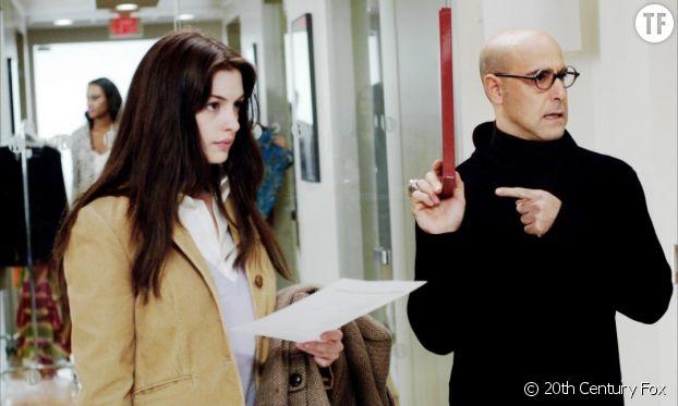 """""""Le diable s'habille en Prada"""", l'avénement d'Anne Hathaway ?"""