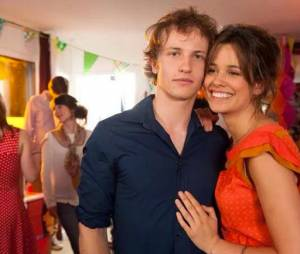 Clem (Lucie Lucas) et Julien (Mathieu Spinosi)