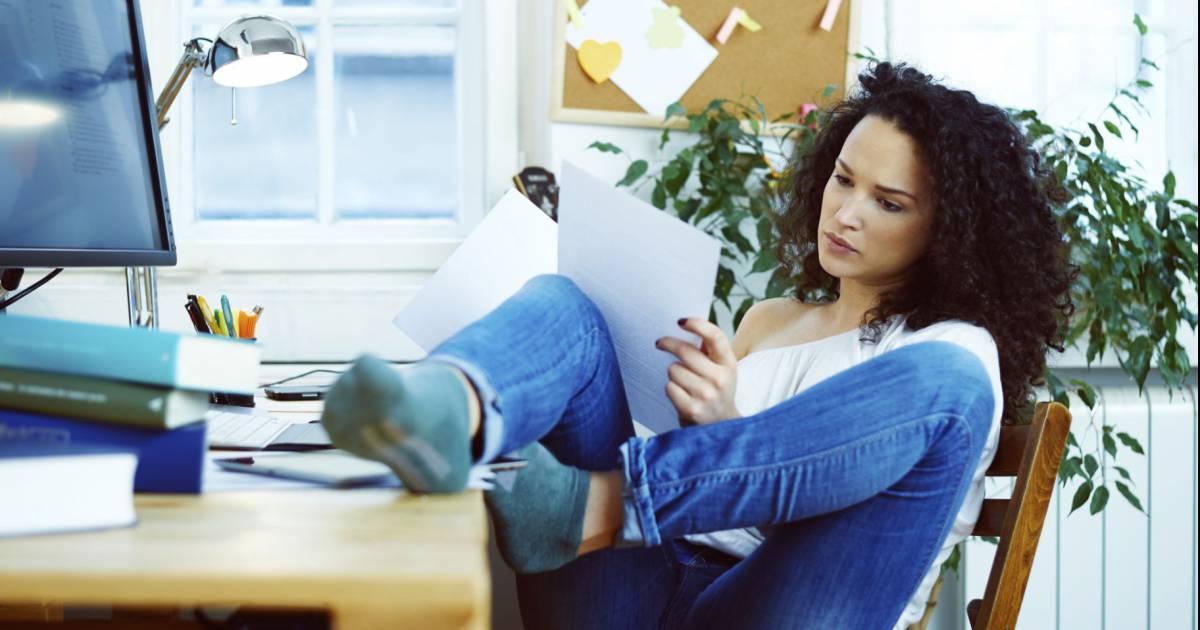 T l travail 10 commandements pour bien travailler de for Idee pour travailler chez soi