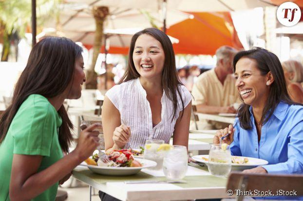 Partagez votre pause-déjeuner avec vos proches
