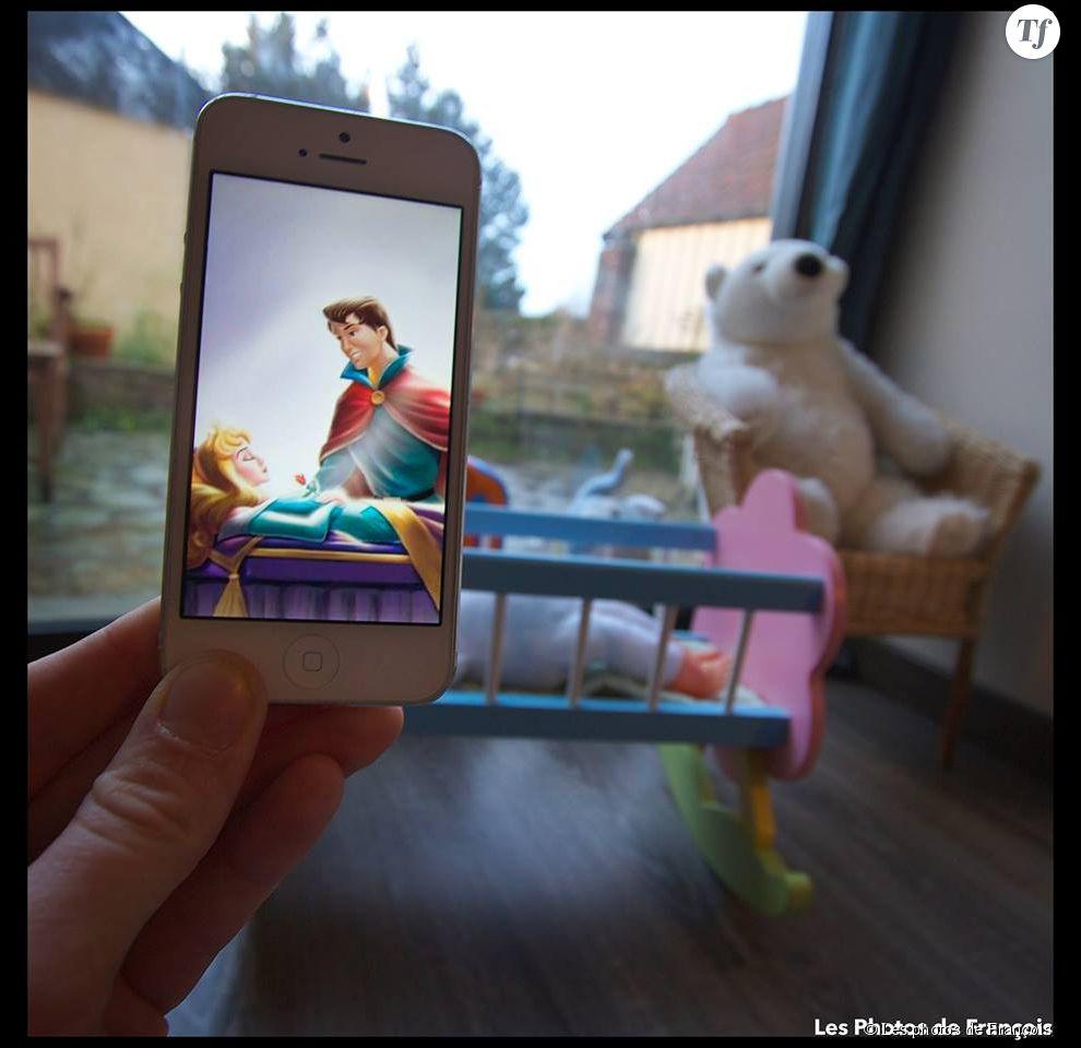La Belle au bois dormant dans Les photos de François