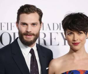 Jamie Dornan et Amelia Warner : un couple parfaitement assorti en pleine séance shopping