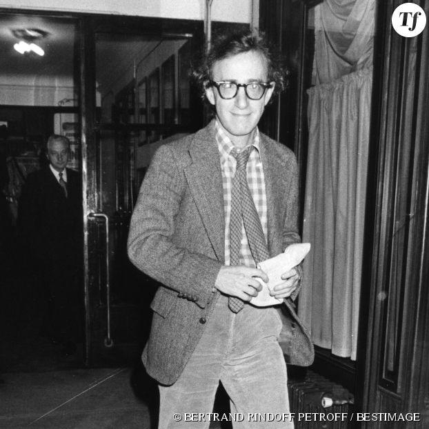Woody Allen en 1981.