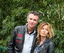 Koh-Lanta 2015 : Denis Brogniart, sa femme Hortense et ses enfants : leur bonheur sur le tournage