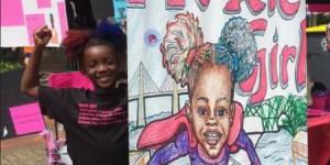 """À 7 ans, elle crée une super-héroïne pour """"décomplexer"""" les petites filles noires"""