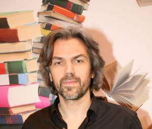 Aymeric Caron au Salon du Livre