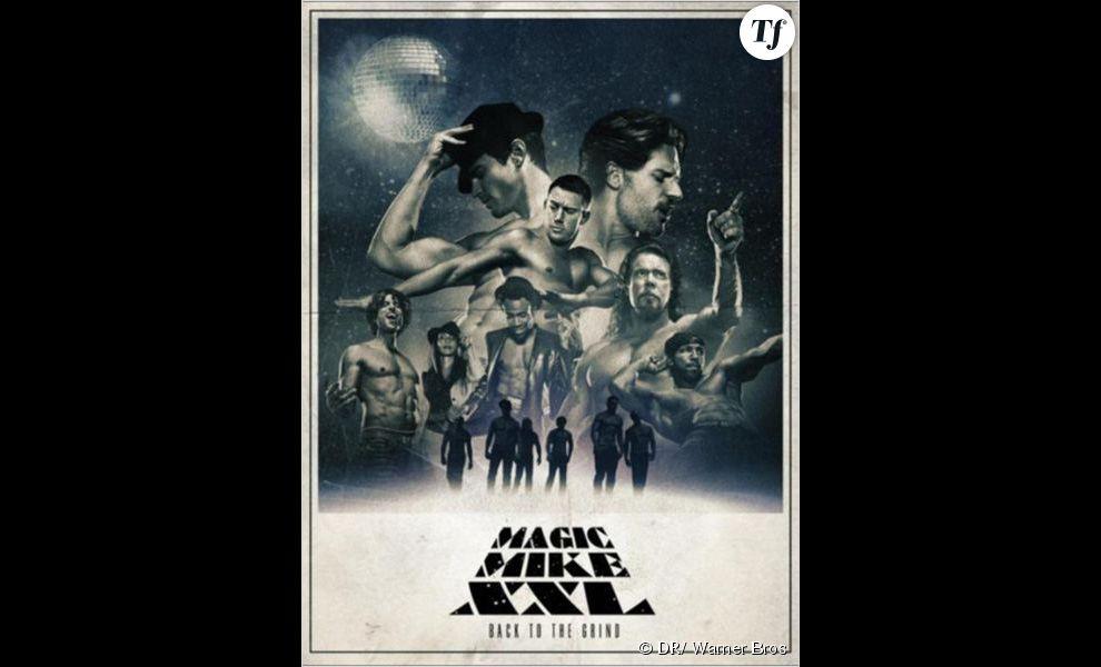 """Les acteurs de """"Magic Mike XXL"""" se la jouent """"Star Wars"""""""