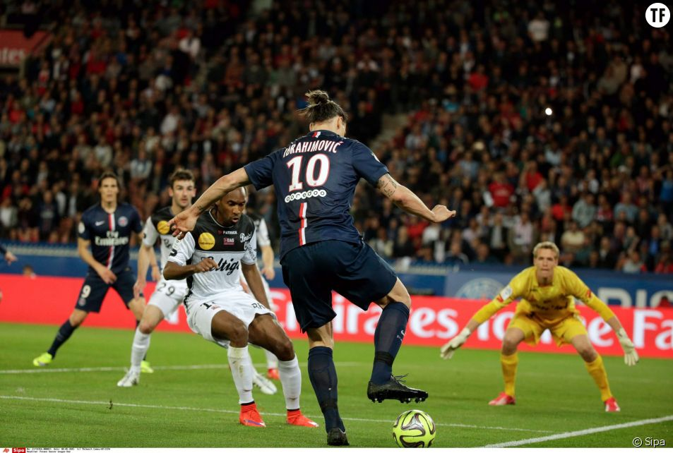 Ibrahimovic et le PSG sacrés champions contre Montpellier ?