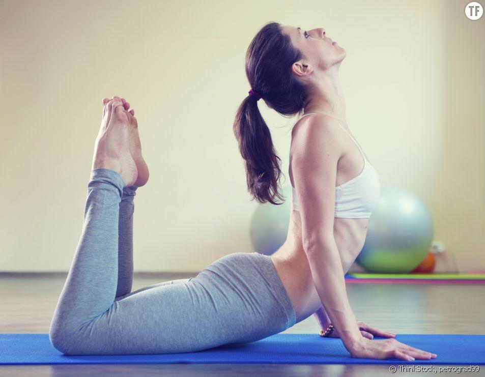 Le yoga sans se faire vomir c'est bien aussi