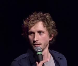 Baptiste Lecaplain : le comédien est un papa très discret