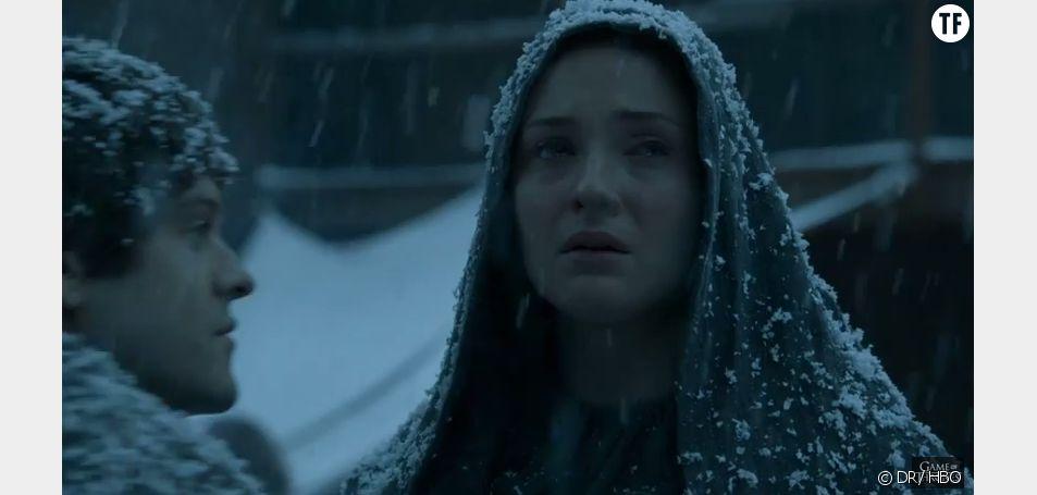 Sansa Stark à la merci de Ramsay Bolton.