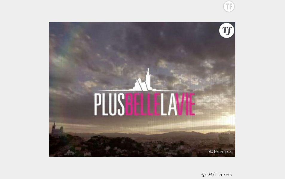 """""""Plus Belle la Vie"""", tous les soirs sur France 3"""