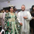 Mariage de Jessica et Zack ? Les photos de la cérémonie traditionnelle orientale