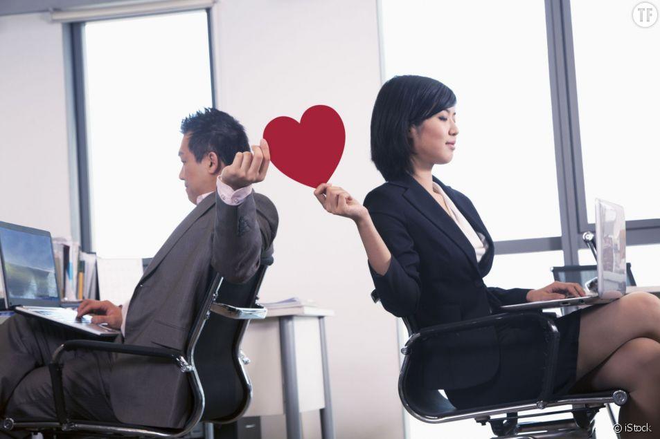 L'amour au travail ? 44% des Français ne diraient pas non