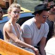 Amber Heard et Channing Tatum pour la promo de Magic Mike XXL