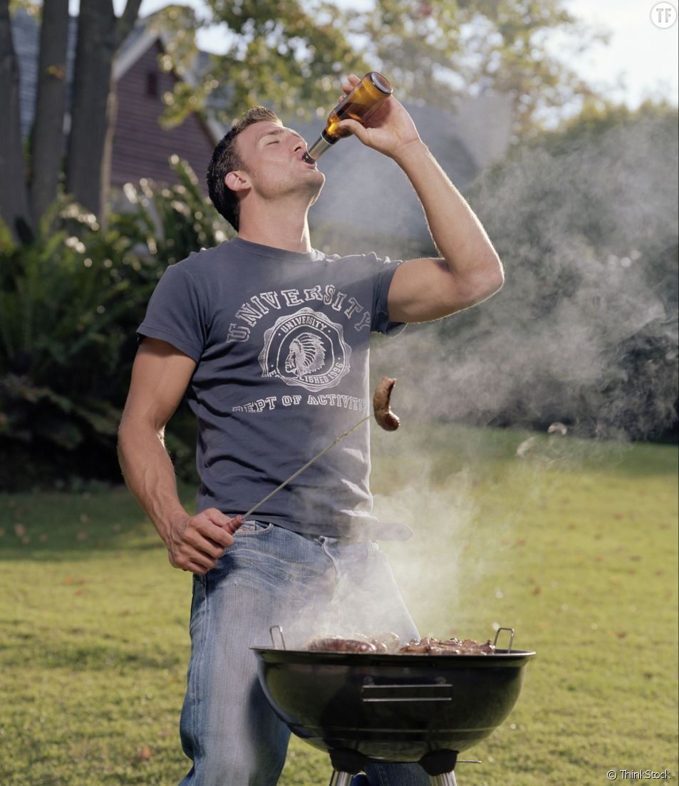 Pourquoi votre homme a-t-il tant besoin de son barbecue ?