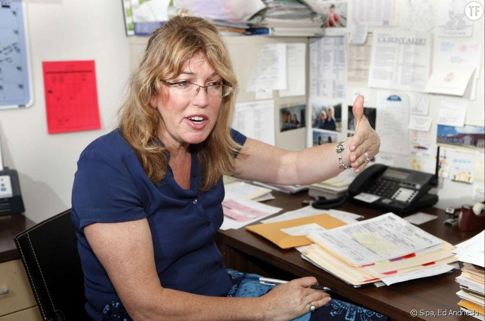 Marci Bowers dans son ancien cabinet de Trinidad dans le Colorado (Etats-Unis).