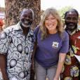 Marci Bowers en Afrique.