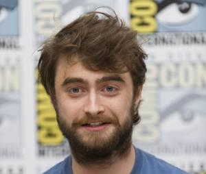 Daniel Radcliffe en conférence de presse au Comic-Con à San Diego. Le 11 juillet 2015
