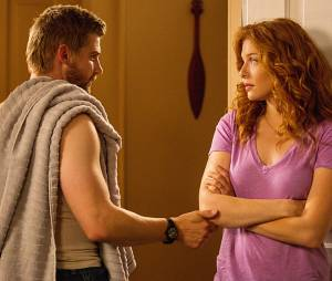 Under the Dome saison 3 : Mike Vogel parle du triangle amoureux entre Barbie, Julia et Eva
