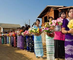 """En Birmanie, le """"vagin"""" n'existe pas"""