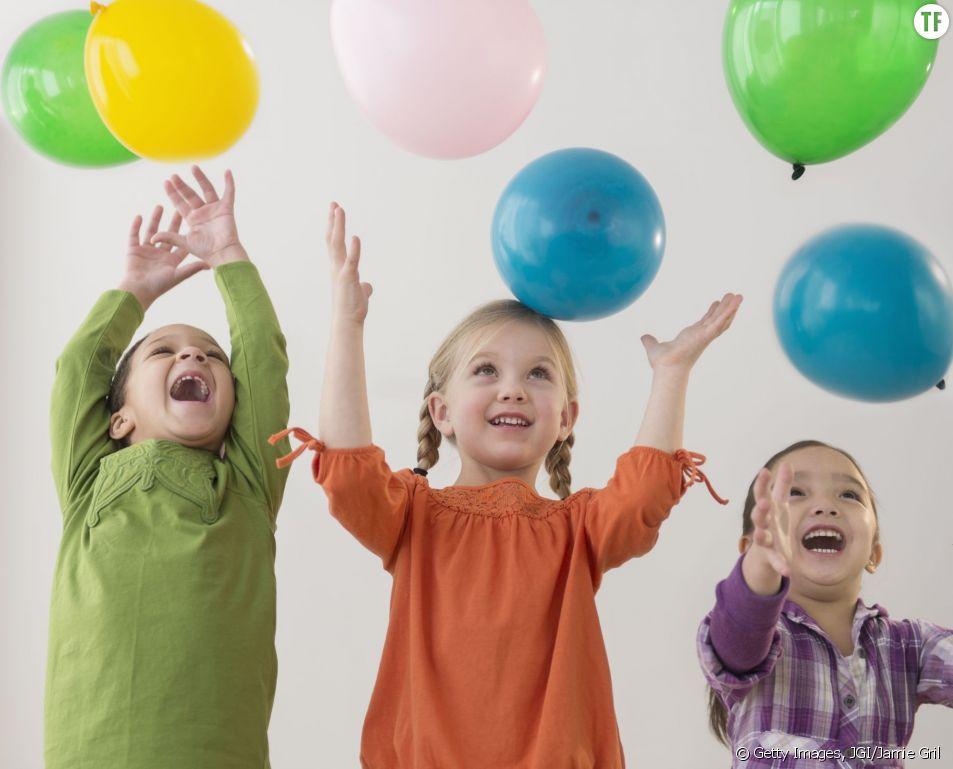 7 idées pour occuper les enfants pour un anniversaire de 2 à 10 ans