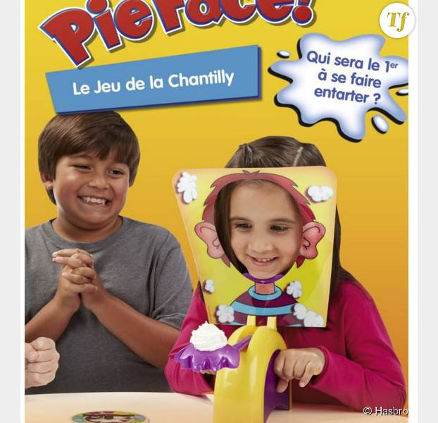 Pie Face, un jeu très chantilly