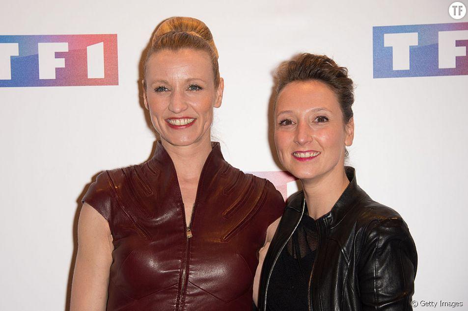 Ensembles, Alexandra et Audrey Lamy sont de véritables électrons libres!