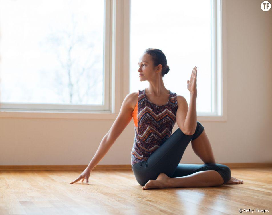 La posture du twist pour soulager le mal de dos