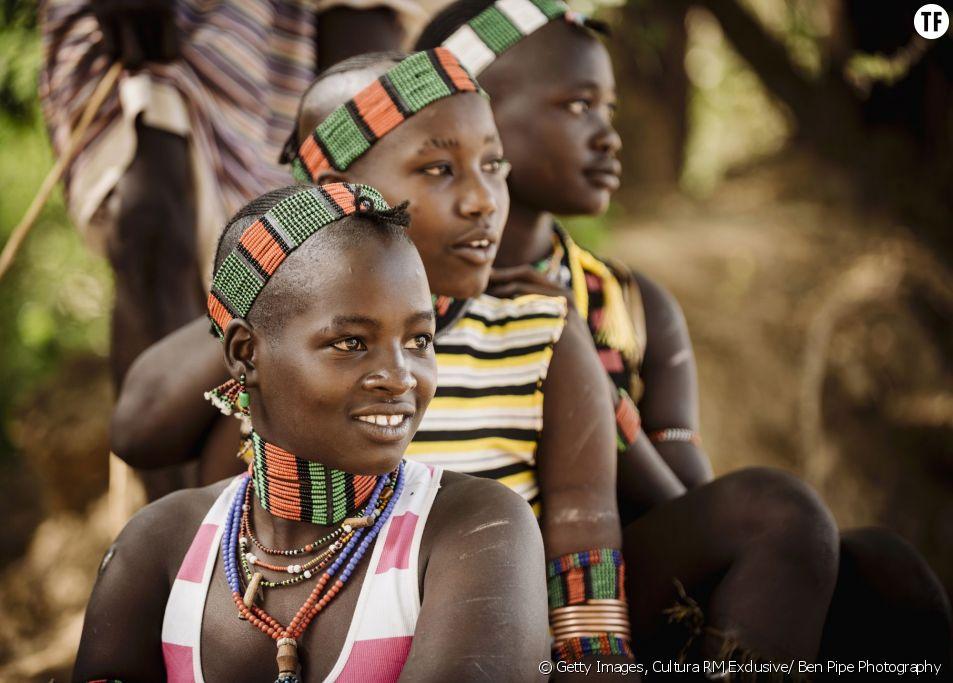 Des jeunes Ethiopiennes