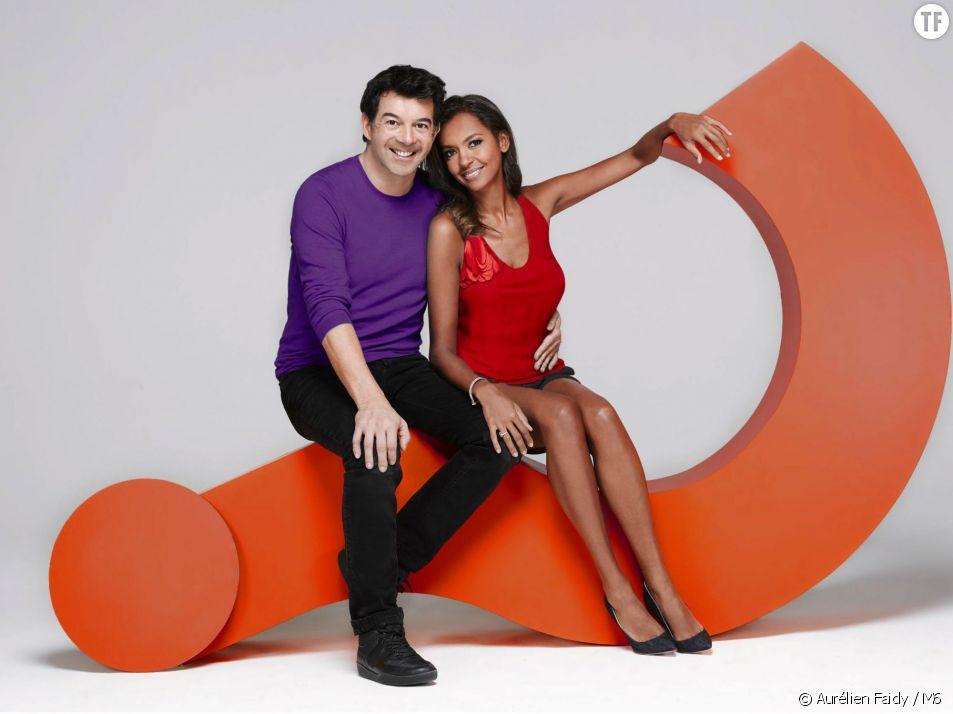 Stéphane Plaza et Karine Lemarchand, chouchous des téléspectateurs de M6