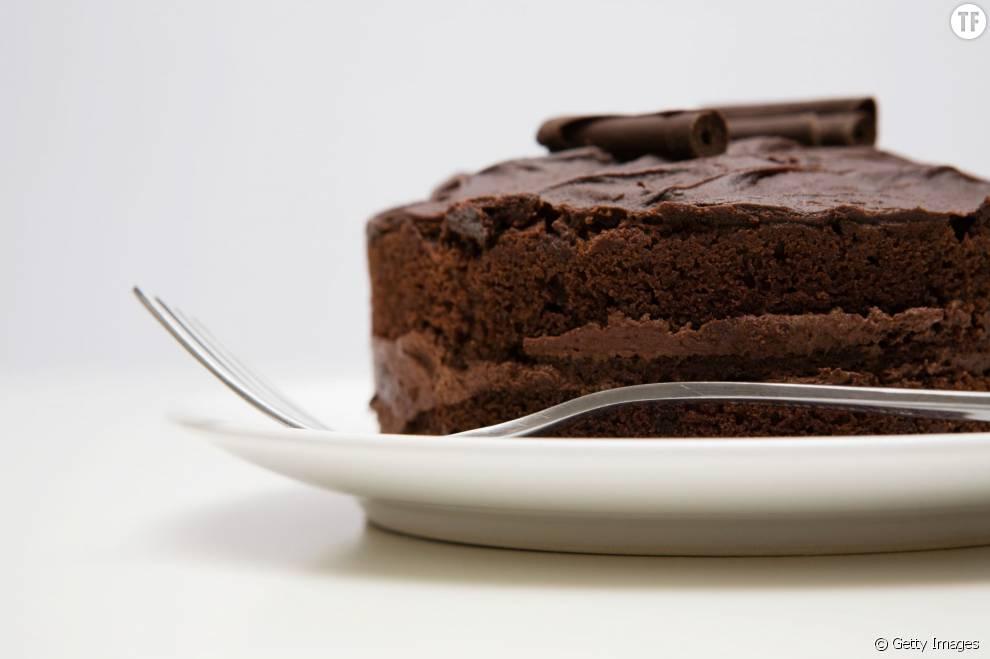 Comment faire un bon g teau au chocolat avec de la - Comment cuisiner un gateau au chocolat ...