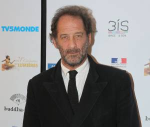 L'acteur Vincent Lindon