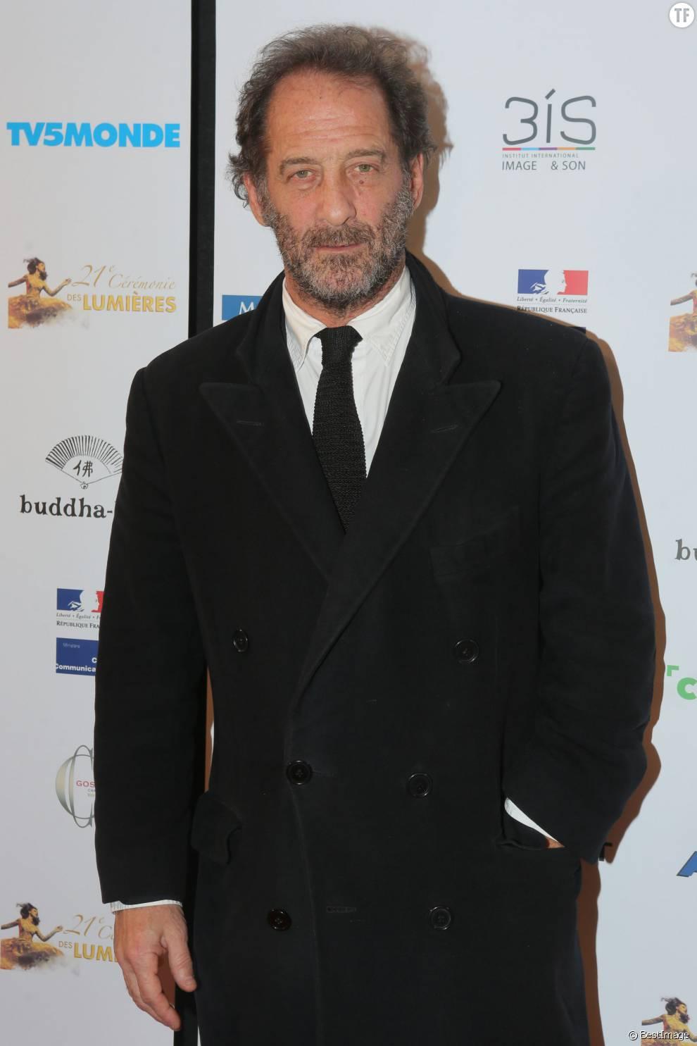 L'acteur Vincent Lindon