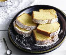 La recette du gâteau au yaourt sans oeuf