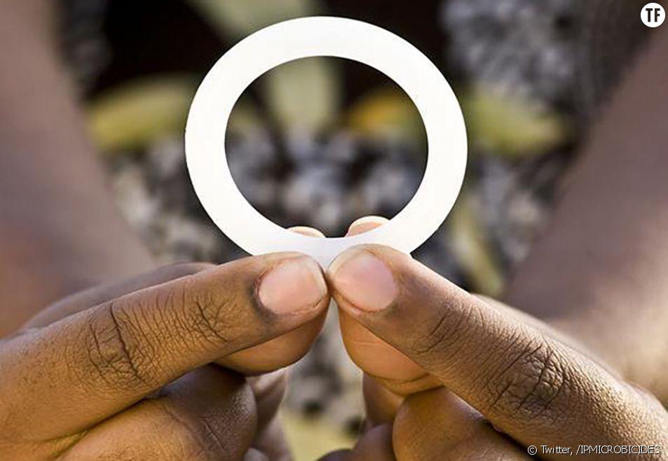 Cet anneau vaginal pourrait être efficace contre la transmission du VIH