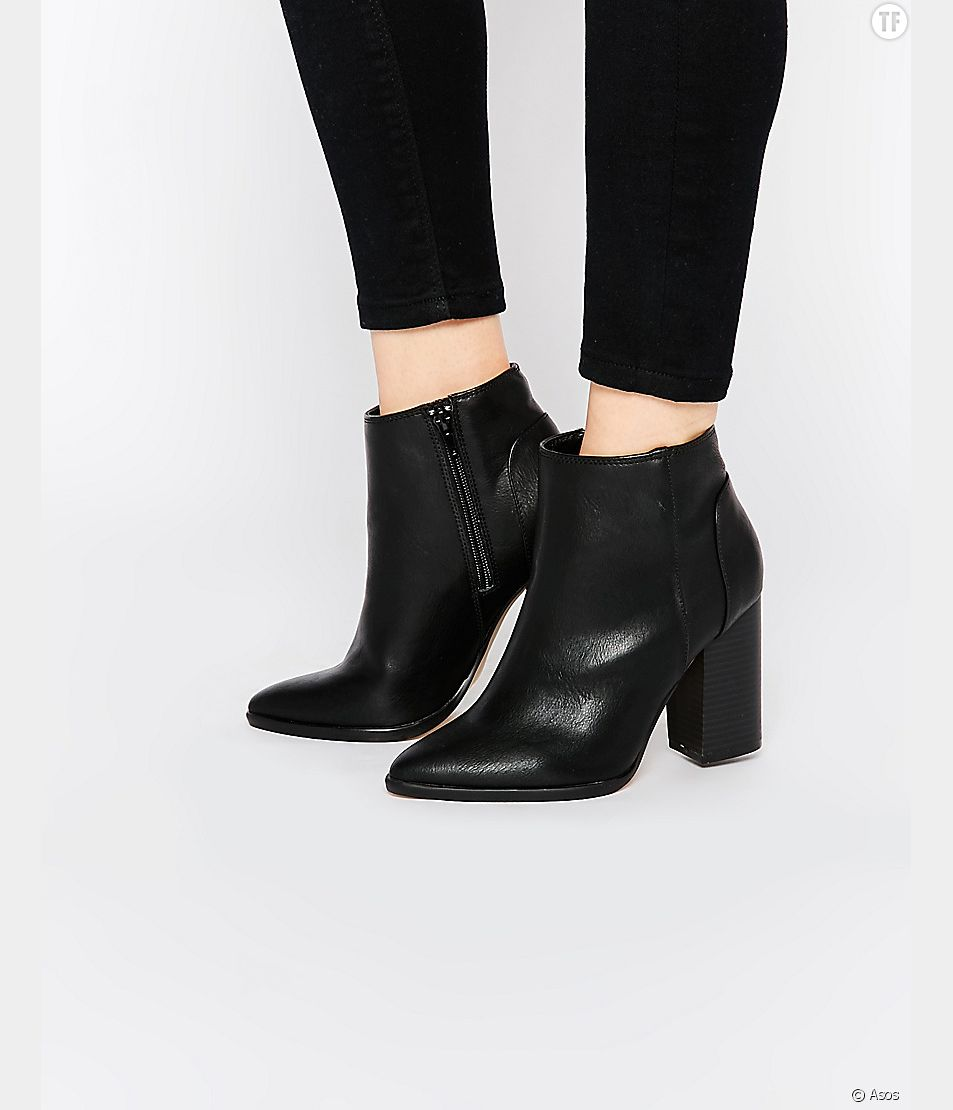 Bottines New Look chez Asos