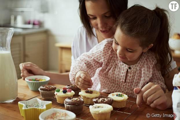 Les enfants, une bonne excuse pour manger des gâteaux