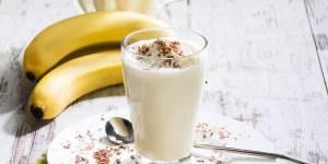 La recette de la crème à la banane pour soulager la toux chez les enfants