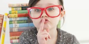 Le silence, clé de la réussite des enfants ?