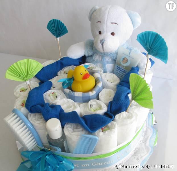 tuto : comment réaliser un gâteau de couches