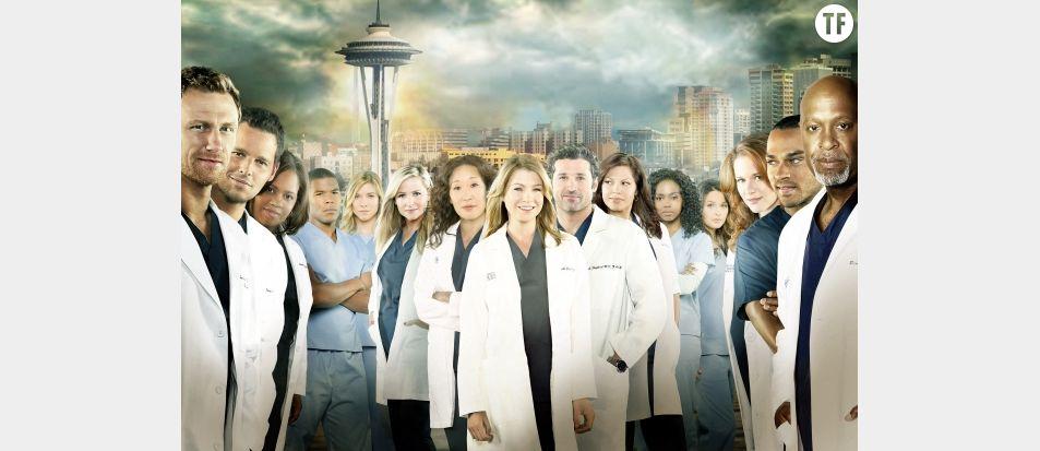 La saison 11 de Grey's Anatomy