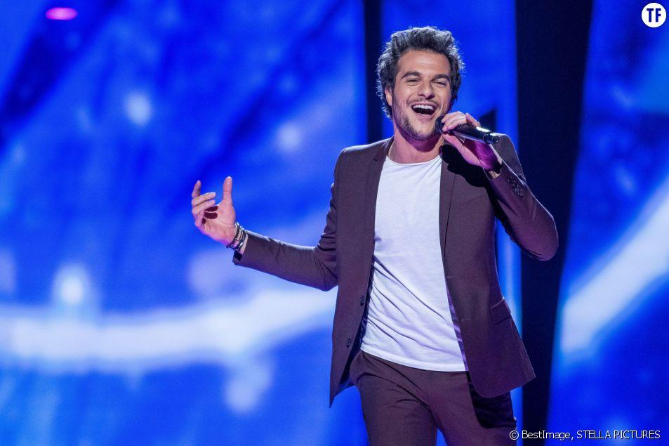 Amir Haddad représente la France au concours de l'Eurovision 2016