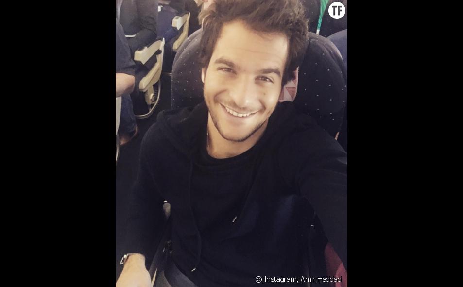 Amir, candidat français de l'Eurovision 2016