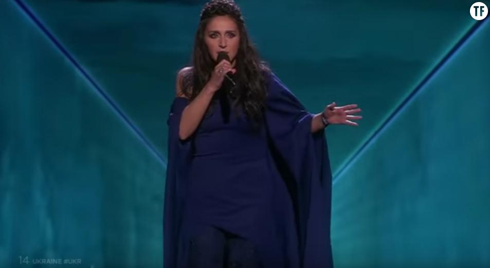 Jamala (Ukraine) remporte l'Eurovision 2016
