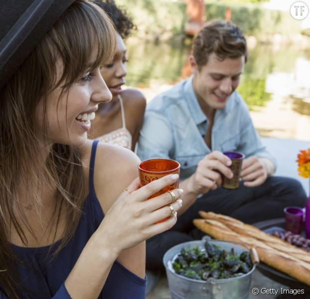 Organiser un pique-nique avec des amis
